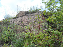 Porphyrmauer